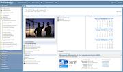 ProContractor - Customizable homepage