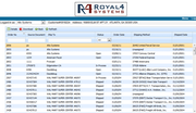 Royal 4 Enterprise - Web Order Processing