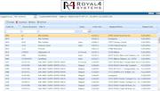 Royal 4 Enterprise - Web Order Processing