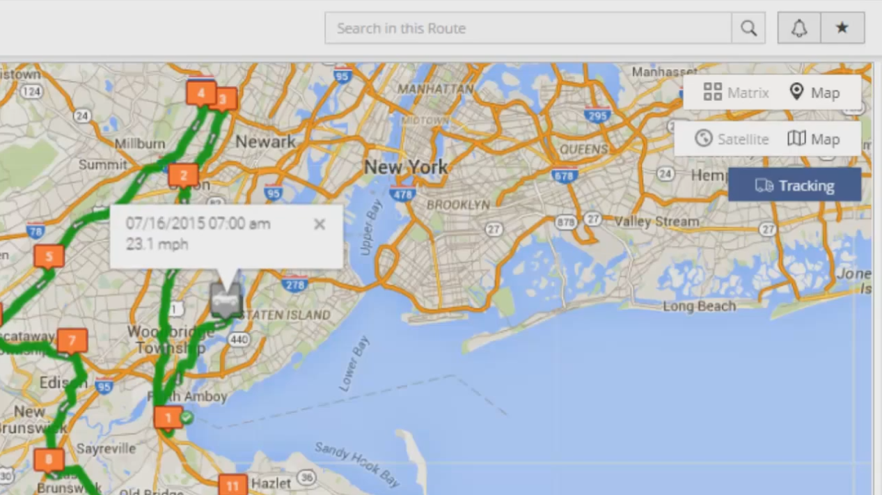 Route4Me - GPS tracking