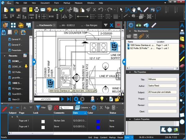 Bluebeam Revu Software - 2019 Reviews, Pricing & Demo