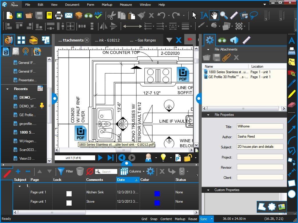 bluebeam revu software