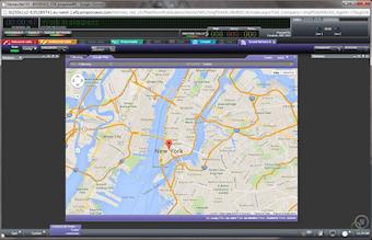 Social media geolocation