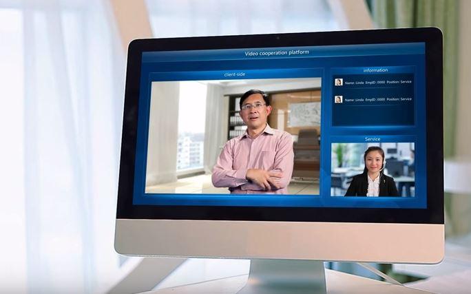 Video cooperation platform