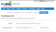 FreshBooks - API