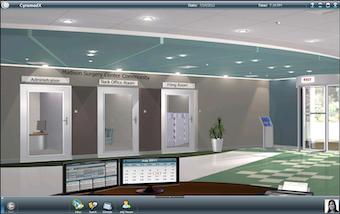 Simple 3D Navigation Screens