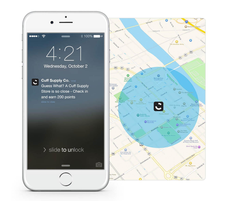 Location-based communication