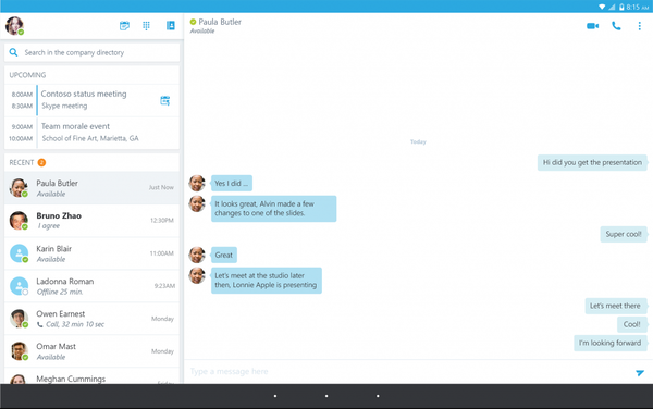 Skype for Business Software - 2019 Reviews & Pricing