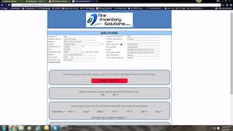 Item profile