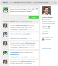 SproutSocial interaction management