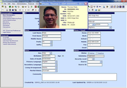 Client Registration with Client Photo
