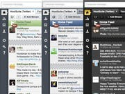 Hootsuite - Feed management
