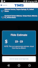 Ride Estimates