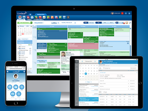 CareCloud Practice Management - CareCloud suite