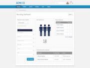 Cornerstone OnDemand - Recruiting dashboard