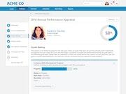 Cornerstone OnDemand - Track employee performance