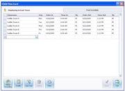 Procare Desktop - Attendance tracker