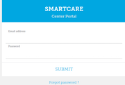 SmartCare - User login