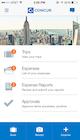 Concur - Mobile app