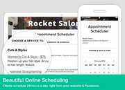 Online scheduling