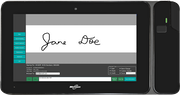 Tablet Signature Capture