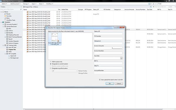 File Capture