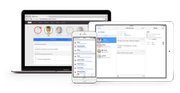 LiveChat applications screenshot