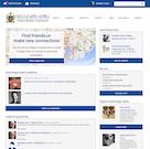 Alumni homepage