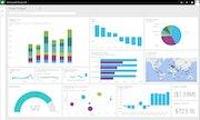 Microsoft Power BI - Travel analysis