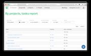 TimeCamp - Task reports