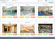 Smart Building Apps - Amenity booking