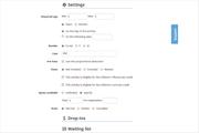 Amilia online registration forms