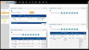 ProClass customizable dashboard screenshot