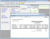Pertinent dashboards and comprehensive reports