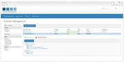 Microsoft SharePoint - Contract management