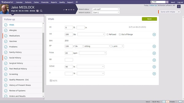 athenahealth EHR Reviews, Pricing & Demo - 2019