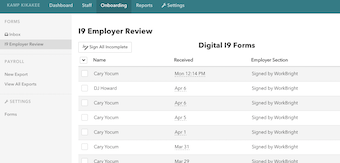 I9 employer review