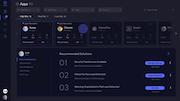 TOPIA application performance management