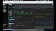 NeoLoad dashboard