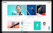 Simpplr Home Page