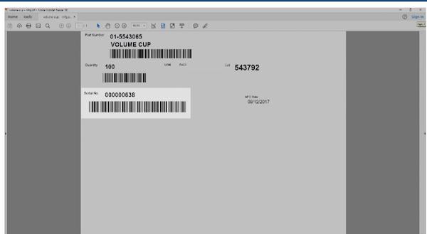 IQMS barcodes