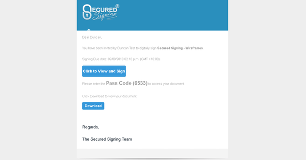 Secured Signing Software - 2019 Reviews, Pricing & Demo