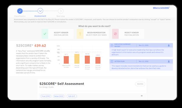 SecurityStudio assessment