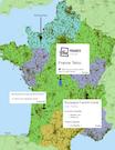 Service Density Map