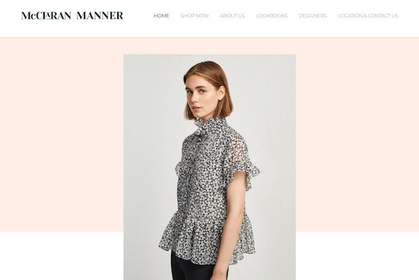 Shoptiques e-commerce offering