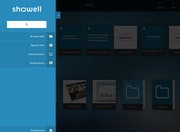 Showell search functionality