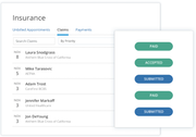 SimplePractice - SimplePractice claims management