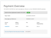 SimplePractice - SimplePractice payment overview