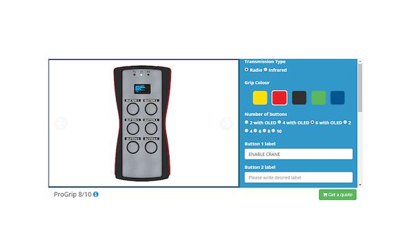 Simplio3D remote configurator
