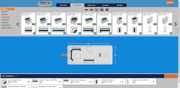 Simplio3D deck designer